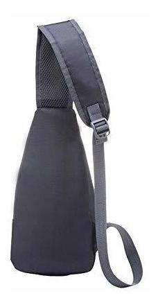 hwayslon sling mochila hombro pecho bandolera bolsa pequeña