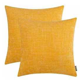 Hwy 50 Chenille Soft Soild Cojines Decorativos Fundas De Coj