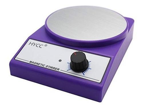 hycc mx3k agitador magnetico laboratorio panel de aluminio