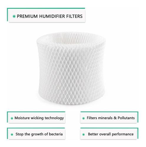 hyclat humidificador compatible reemplazo del filtro 1-piece
