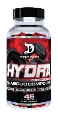 hydra dragon pharma 45 cap + cycle shield + tpc cycle reset