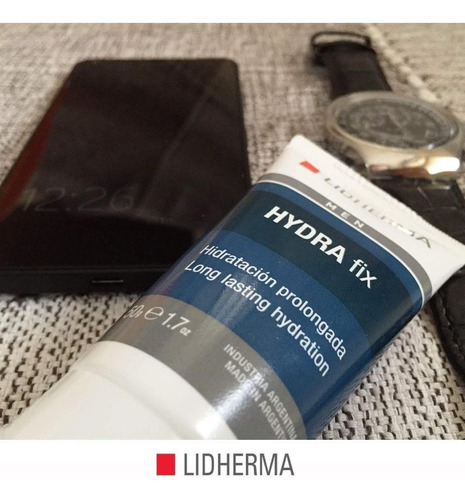 hydra fix hidratacion lidherma