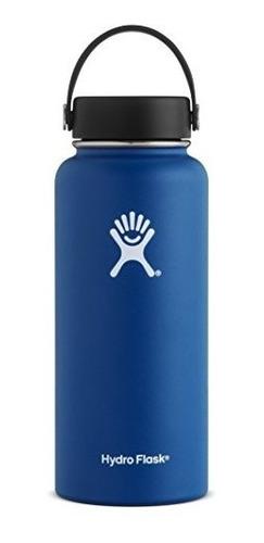 hydro flask - botella de agua deportiva con aislamiento a pr