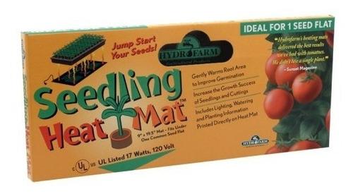 hydrofarm mt10006 mat 9-by-19-1/2-inch seedling heat