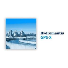 Hydromantis Gps-x-software Simulador De Tratamento De Esgoto