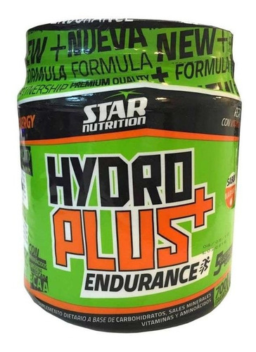 hydroplus endurance 10lts star nutrition sport drink