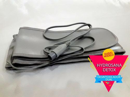 hydrosana desintoxicador dual 2019 con maleta