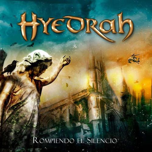 hyedrah rompiendo el silencio cd nuevo
