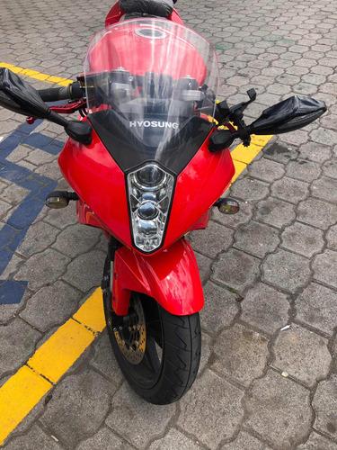 hyosung 650 gt - moto