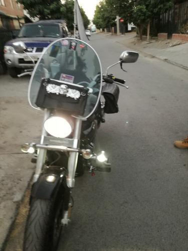 hyosung aquila 650cc negro