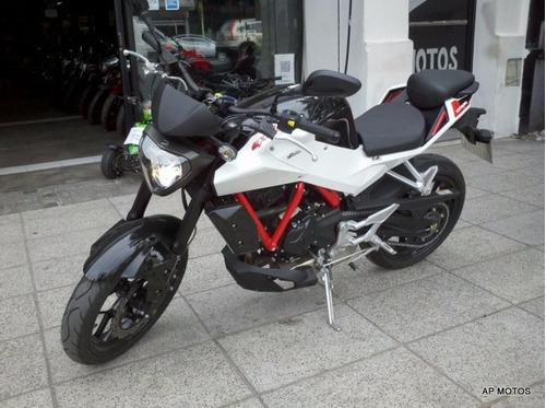 hyosung gd 250 n excelente 300 km motos ap