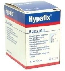 hypafix tela no tejida elastica autoadhesiva 5 cm x 10 m