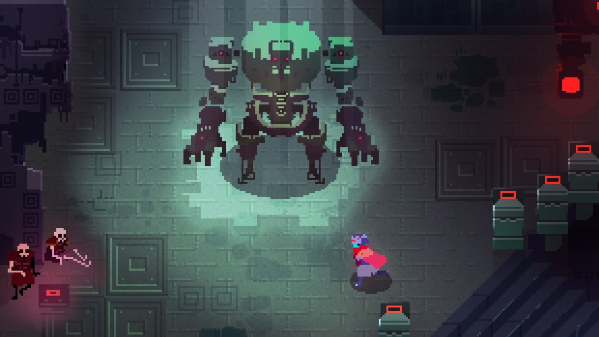 Hyper Light Drifter Juego Indie Pc Exito 2017 Digital Bs 450 00