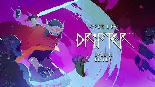 hyper light drifter special edition - usa - nintendo switch