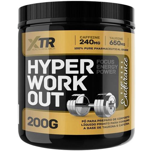 hyper workout 200g frutas amarelas