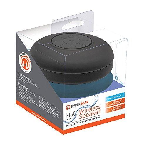 hypergear h2o resistente al agua inalambrico indooroutdoor a