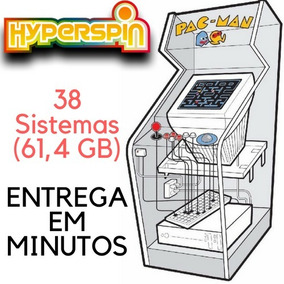 hyperspin 441gb