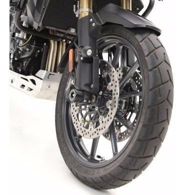 hyperstrada  montaje universal para faros salpicadera motos