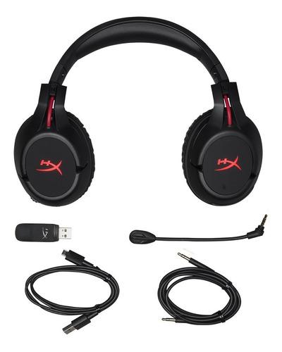 hyperx cloud flight wireless gaming headset - 30 hour...