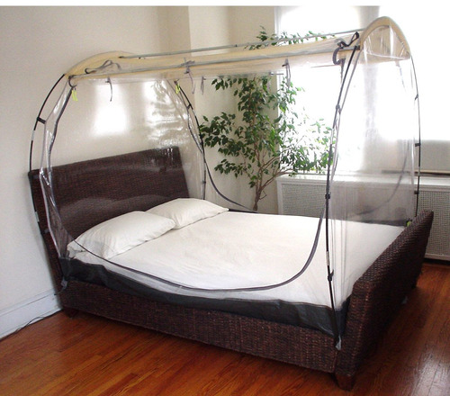 hypoxico - deluxe bed tent