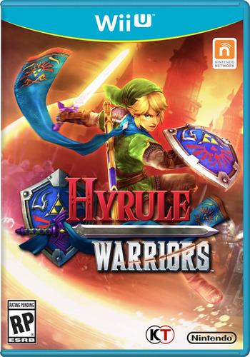 hyrule warriors wii