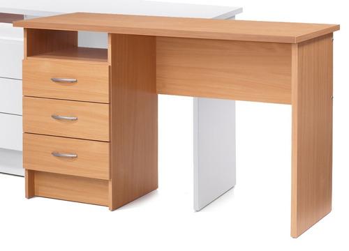 hys escritorio luccy con 3 cajones