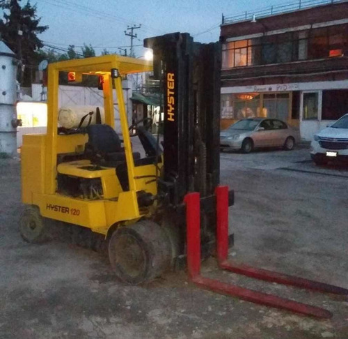 hyster 120xms cushion