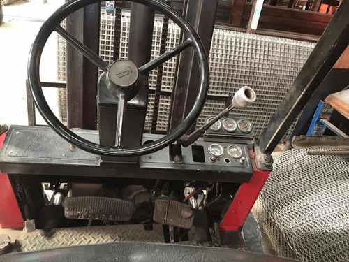 hyster diesel ( no clark ) montacarga autoelevador
