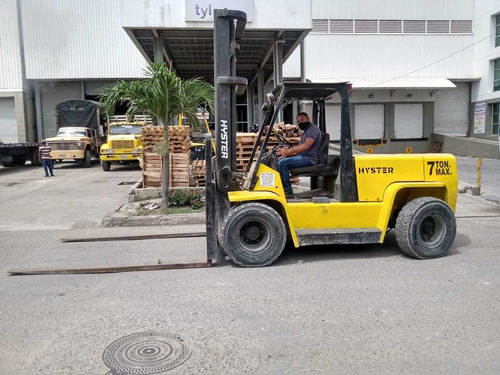 hyster h155-xl2 2007
