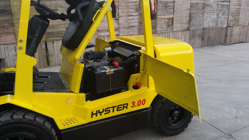 hyster h3.00 dx