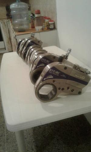 hytorc eléctrica 10m psi con 12 llaves y 3 mangueras