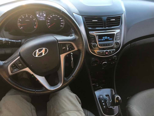 hyundai accent 1.4 full automático