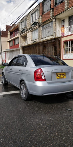 hyundai accent 1.400 cc automático 2010