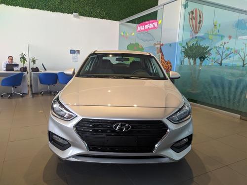 hyundai accent 1.6 sedan gl mt 2020 nuevo!!! financiamiento!