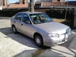 hyundai accent 1998 sedan 5 puertas motor 1,5
