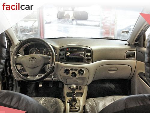 hyundai accent 2010 diesel oportunidad!!