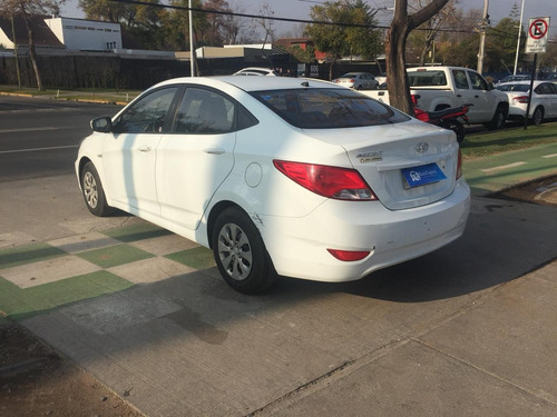 hyundai accent 2016 rb gl mt