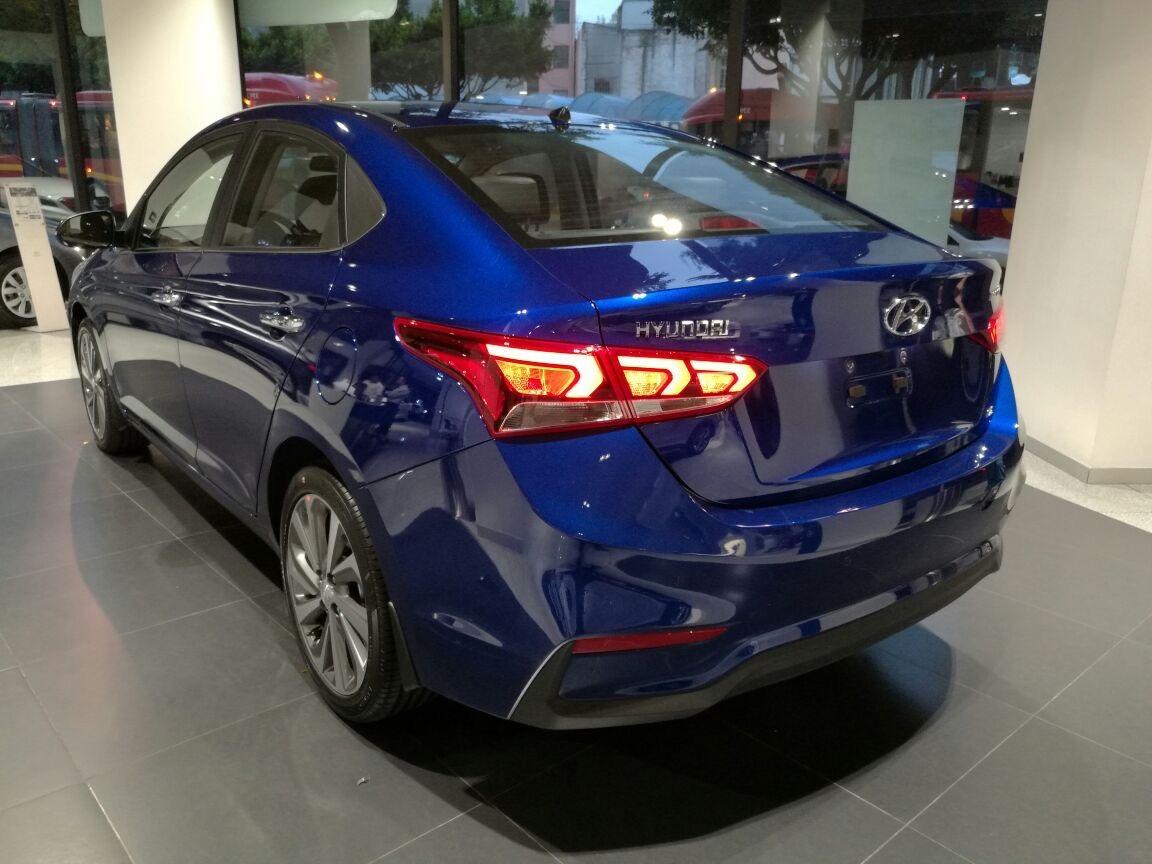 Hyundai Accent 2018.... Insurgentes - $ 291,200 en Mercado Libre