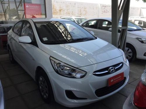 hyundai accent  accent rb 1,4 gl at cvt gl 2ab ac abs 2016
