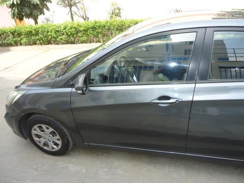 hyundai accent fab 2012 automatico secuencial gasolina y glp