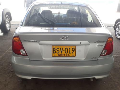 hyundai accent gyro 2006 buen estado