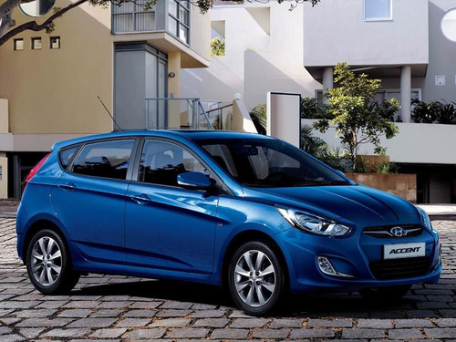 hyundai accent hatchback  5dr 1.6 4a/t gl full