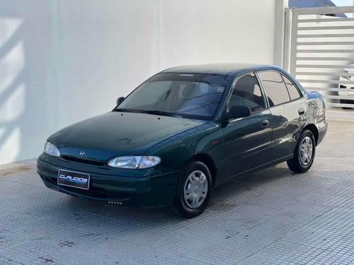 hyundai accent ls 1300cc