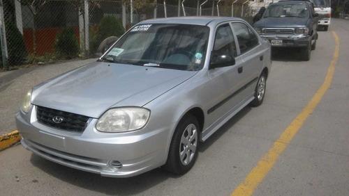 hyundai accent motor 1500, año 2004