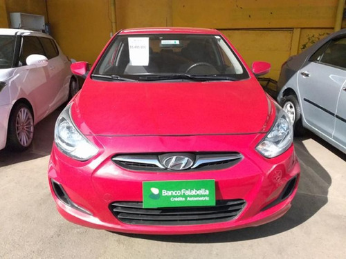 hyundai accent  rb gl 1.4 2014