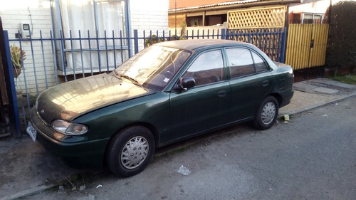 hyundai accent sedan 1997 accent ls 1,5