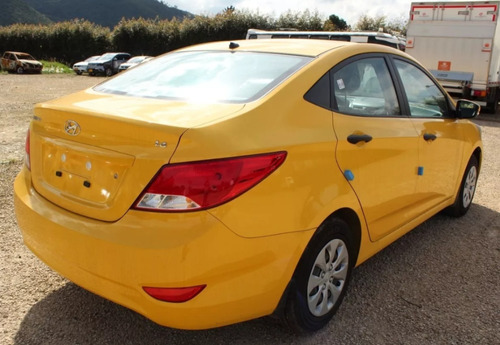 hyundai accent taxi