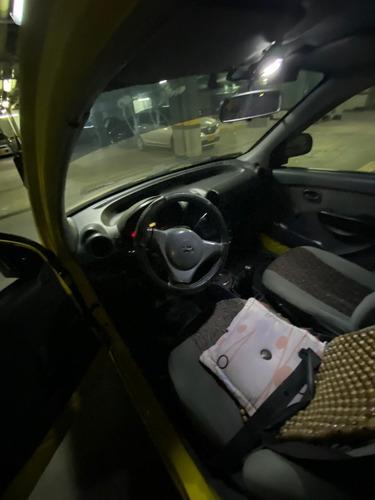 hyundai atos 2010 listo para trabajar único dueño