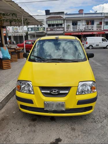 hyundai atos taxi 2007