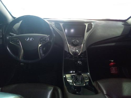 hyundai azera 3.0 gls v6 gasolina 4p automático sem entrada